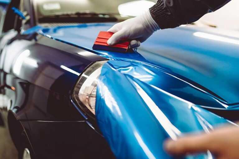 Folia do wyklejania samochodów
